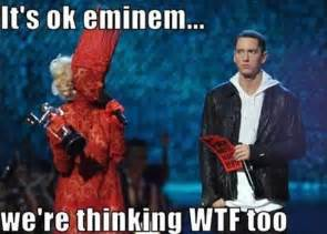Eminem Meme - eminem high during espn interview 20 hilarious memes gifs