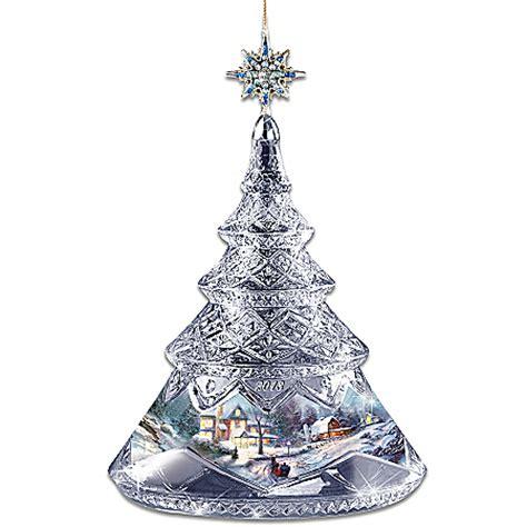 thomas kinkade christmas tree ornaments