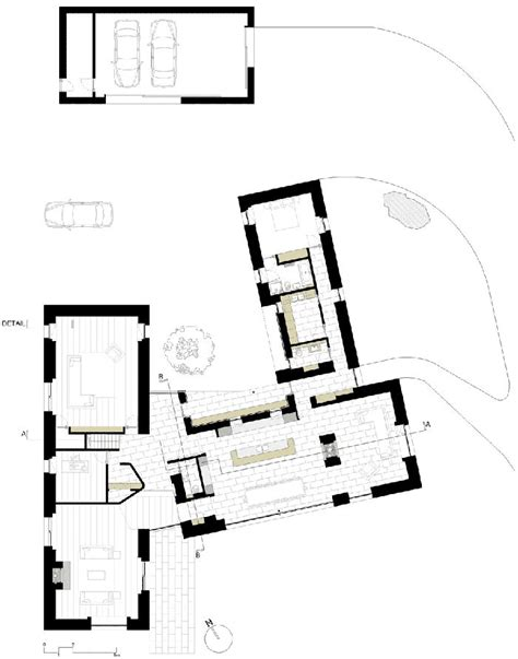Vernacular House Plans Tierney Haines Contemporary Meets Vernacular Rural House