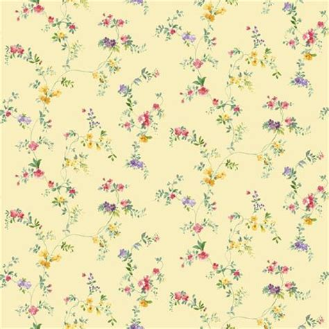French Wall Murals kh7140 mini floral print totalwallcovering com