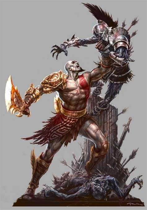 gods of war badass god of war collection