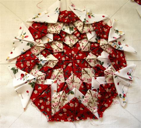 Somerset Patchwork Tutorial - 17 best images about folded amish on