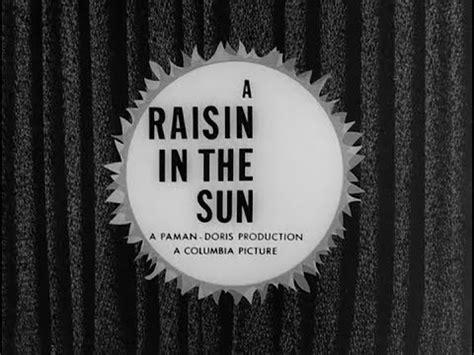 sidney poitier raisin in the sun youtube a raisin in the sun 1961 trailer sidney poitier