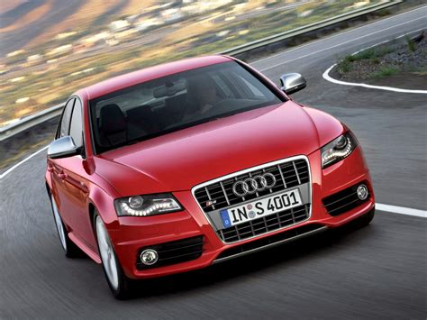 Audi S4 Rot by Audi S4 Gallery Moibibiki 11