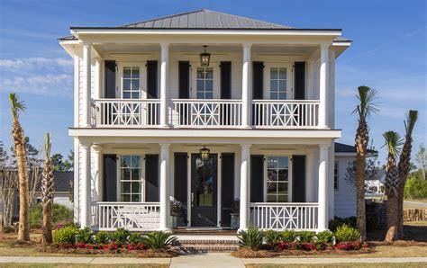 southern living home builders carolina signature homes southern living builder woodside