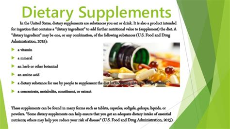 supplement definition nutritional supplements definition of nutritional dietary