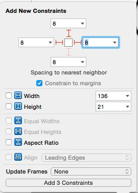 uitableview layout update autolayout how to create uitableview cell with avatar