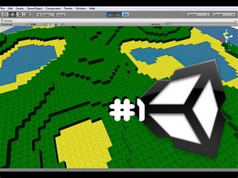unity tutorial advanced unity 3d advanced tutorial 1 minecraft style youtube