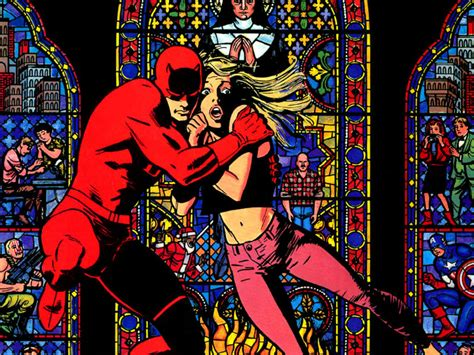 daredevil by frank miller daredevil reboot goes ahead without david slade scifinow the world s best science fiction