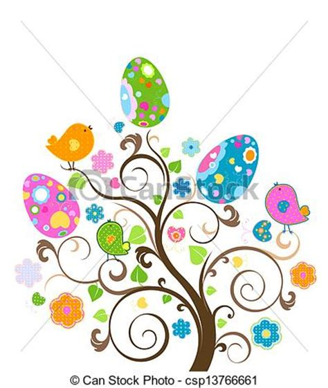 clipart pasqua easter tree clipart clipart suggest