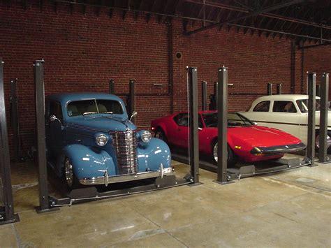 antique car garage antiques center