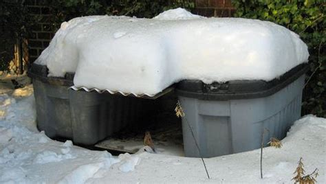outdoor cat house for winter how to care for feral cats during the winter mnn