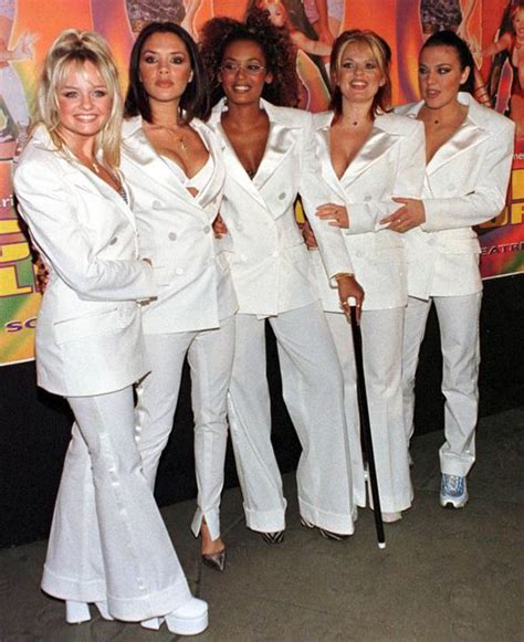 Posh Spice Is No Style Icon by From Posh Spice To Fashion Icon Beckham S Style