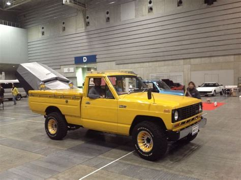 nissan safari pick up 1983 nissan safari truck 4wd pickup m fg161 kai used
