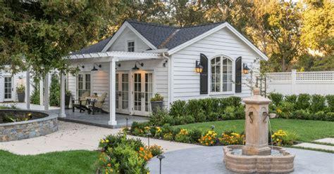 dreamy backyard guest house