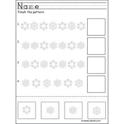 pattern worksheets reception 14 best images about patterning on pinterest math cut