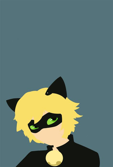 wallpaper chat noir chat noir wallpaper by nagime on deviantart