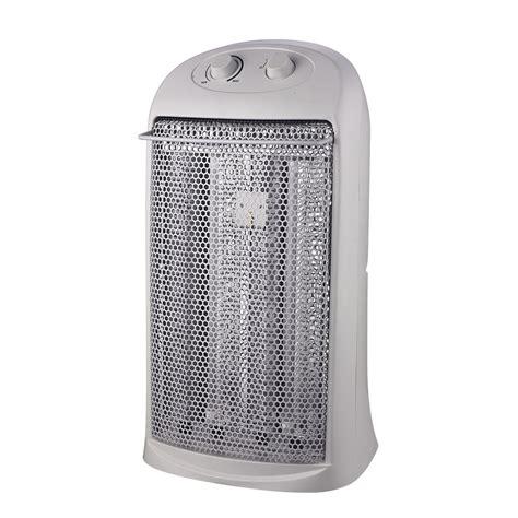Radiant Bathroom Heater by Shop Pelonis 5 200 Btu Quartz Radiant Compact Personal
