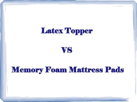 Mattress Pad Vs Mattress Topper by Memory Foam Mattress Pads Vs Topper