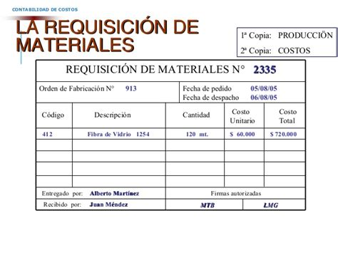 formato de requisici 211 n de materias primas youtube ordenes de requisicion