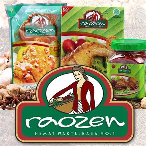 desain kemasan jahe instan franchise raozen bisnis makanan kemasan siap saji