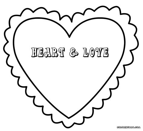 heart necklace coloring page coloring pages heart necklace coloring pages