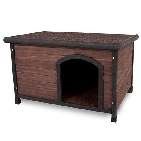 rona dog house pet offset entry dog house 45 1 2 quot x 31 quot x 32 3 quot rona