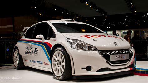 car peugeot 208 2013 peugeot 208 r5 rally car