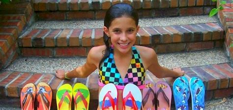 by madison robinson fish flops how entrepreneur 15 got her product into nordstrom