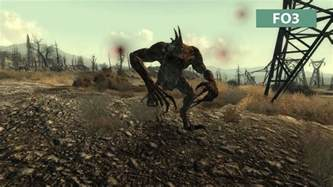 fallout new vegas better graphics fallout 4 vs fallout 3 early screenshot and