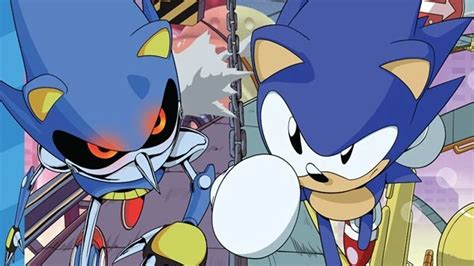 Tiang Rem Twotone Sonic Dan Wave sonic leaves archie comics bringing an end to one of the