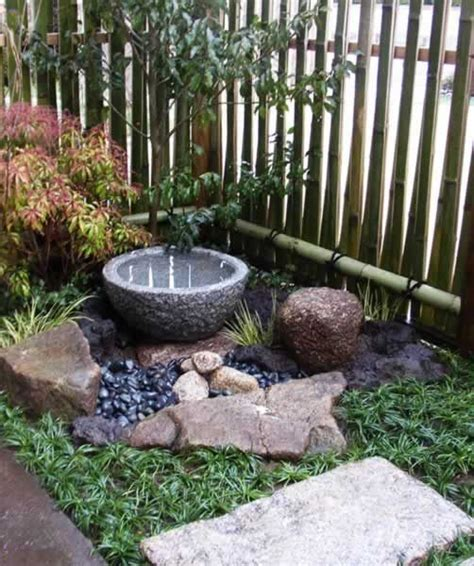 small space japanese garden zen gardens big small pinterest