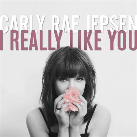 Carly Rae Jepsen I Really | carly rae jepsen i really like you stereogum