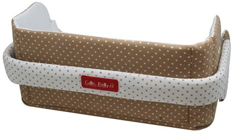 culla belly prezzo the culla belly co sleeper attaches onto beds for easy access