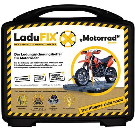 Enduro Motorrad Hersteller by Ladufix Koffer Motorard Enduro