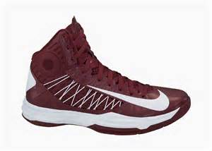 maroon nike basketball shoes new womens 8 5 nike hyperdunk team maroon white