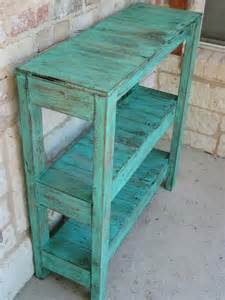 diy pallet potting and entry way table pallet furniture diy