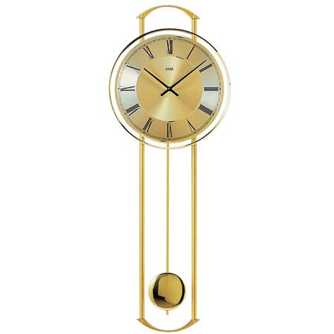 stylish wall clocks ams 7083 stylish modern wall clock