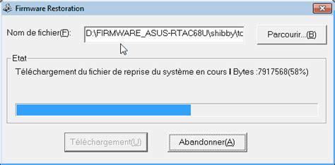 nvram reset asus planet libre triple test routeur opensource asus rt ac68u