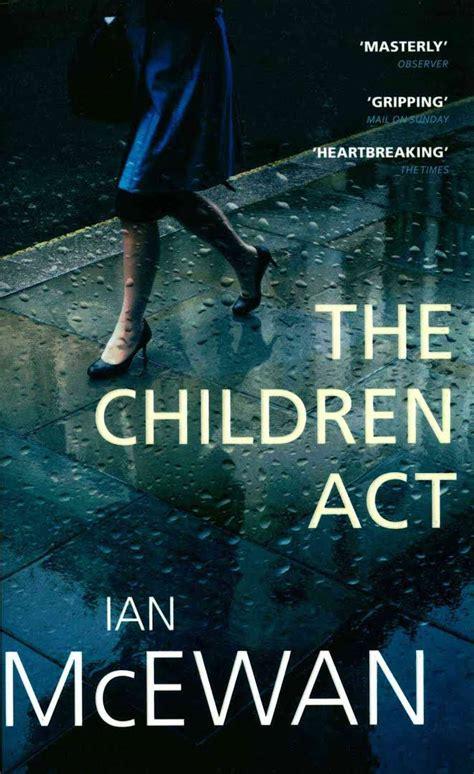 libro the children act siete recomendaciones culturales de fran 231 ois ozon enfilme com