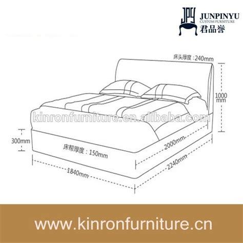 cama medidas medidas de una cama king size buscar con google