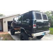 Chevy G30 Pathfinder Conversion Quigely 4x4 Van  Classic
