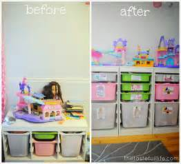 Toy Storage Solutions For Small Bedrooms Small Space Toy Storage Solution Easy Diy Toy Labels And