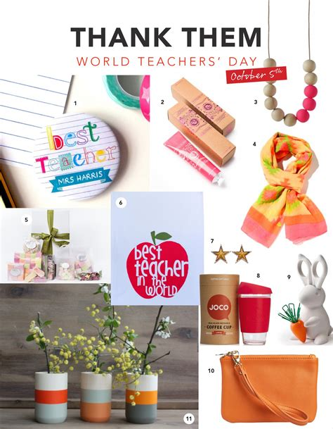 day gifts for teachers world teachers day gifts for teachers hardtofind
