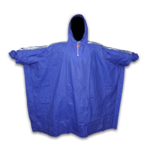 Elmondo Jas Hujan Polkadot Merah jas hujan elmondo biru depan pabrikhelm jual helm