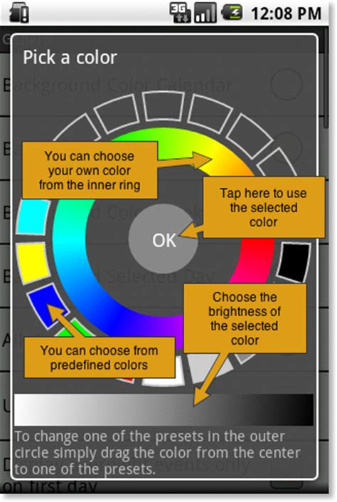android color picker color picker for android firefly s space