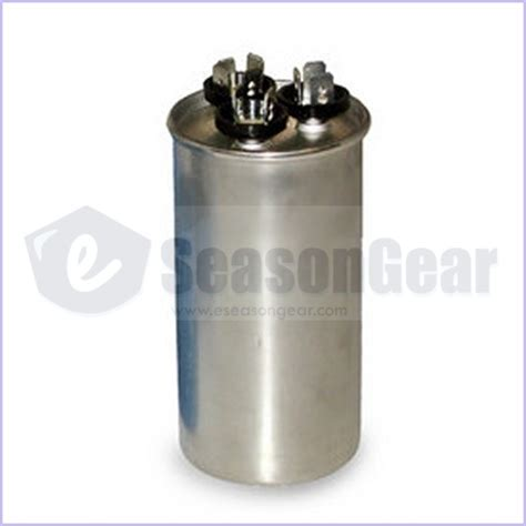 dual capacitor for heat pumps aquacal capacitors