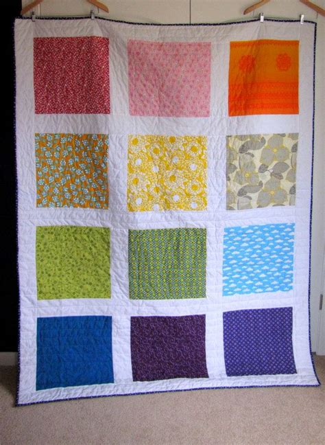 Quilting Blocks For Beginners by 17 Best Ideas About Big Block Quilts On Easy