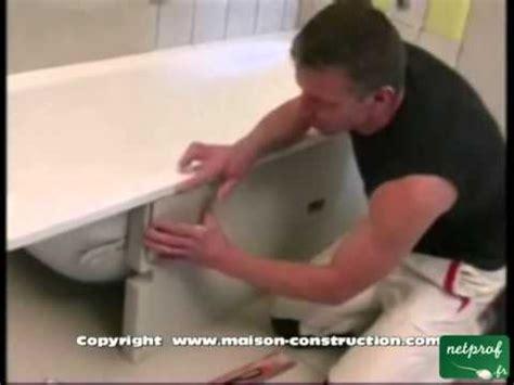 comment monter une baignoire d angle la r 233 ponse est sur