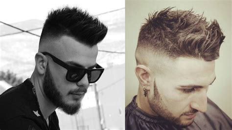 hairstyle trends 2017 for men latest trending hairstyles for men 2017 2018 best trendy